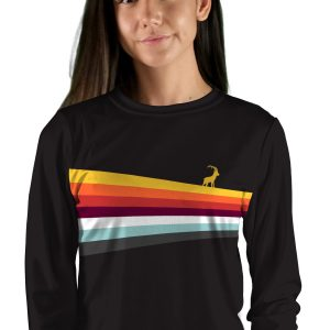 womens long sleeve mesa overlook mtb jersey