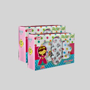 Rider Lifestyle Brief Kids R703BB Multi warna Box 3 in 1 Girls