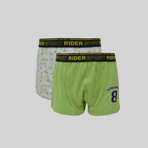 Rider Mini Boxer Boys R811BB Multicolor 2 in 1
