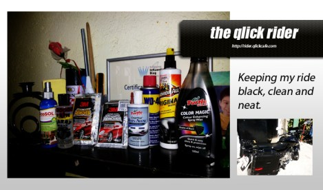 keeping-my-rouser-black-clean-and-neat