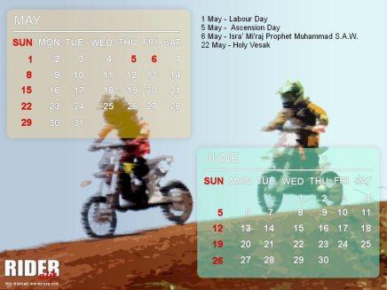 004 - Mei-Jun - Kalender 2016