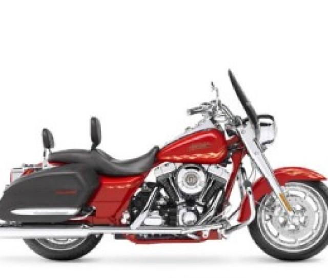 2007 Harley Davidson Cvo Flhrse3 Screamin Eagle Road King In Razor Red With
