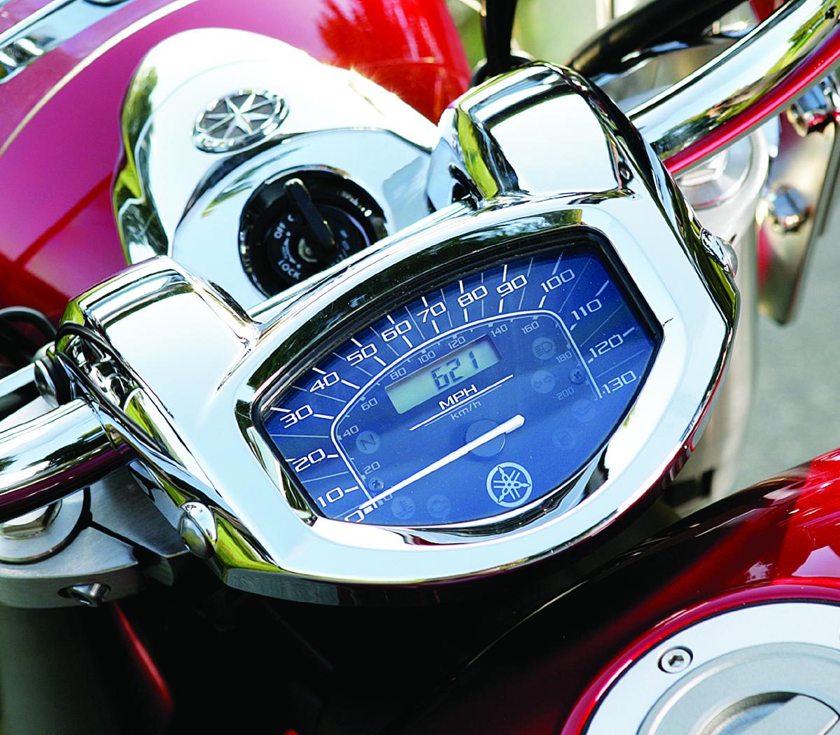 Yamaha V Star Tourer Road Test