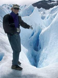 Tierra del Fuego, Moreno Glacier