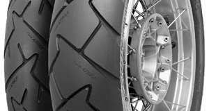 Continental Tire ContiTrail Attack Dual-Sport Radials