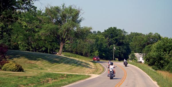 Honda St Louis >> Missouri Motorcycle Rides: From St. Louis to Frankenstein ...