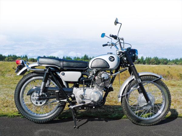 Rider Magazine Retrospective Honda Cl72 Scrambler 250