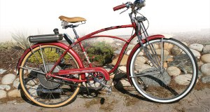 BSA W1 Winged Wheel 35cc