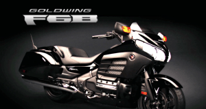 2013 Honda Gold Wing F6B Video