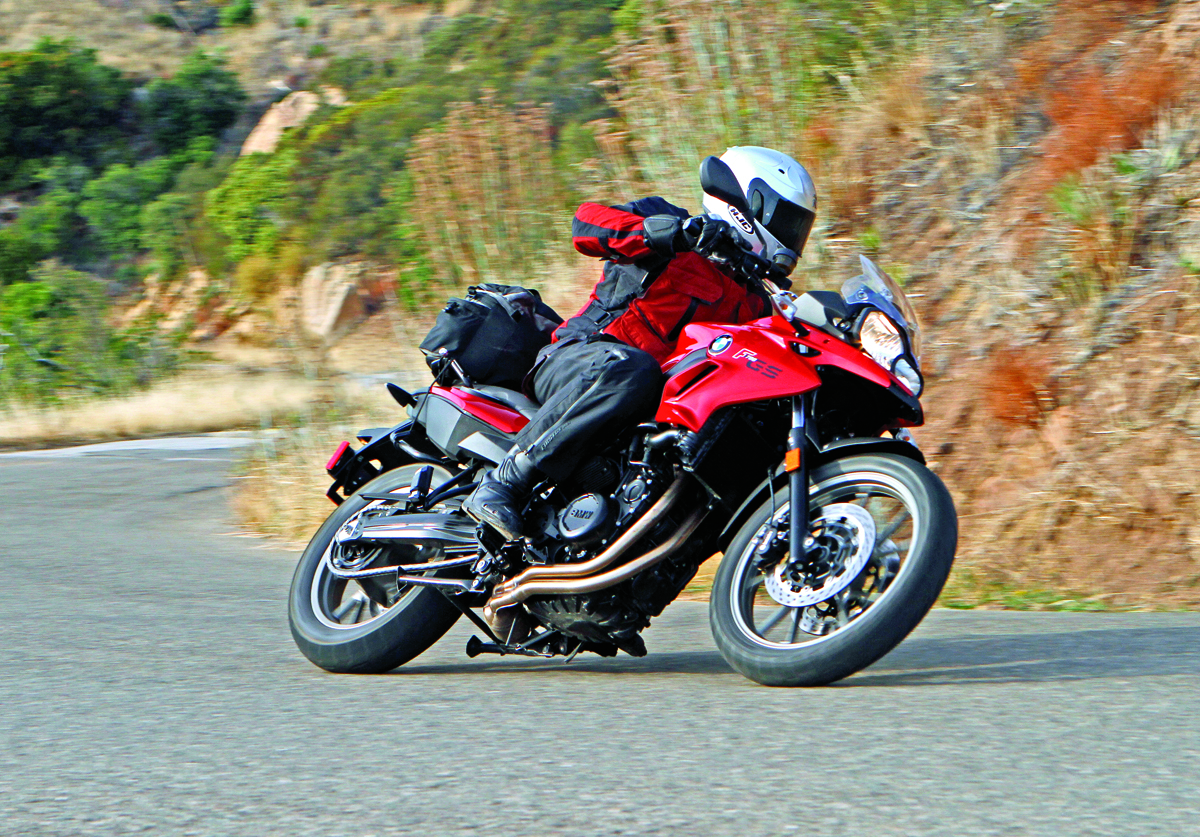 2013 bmw f 700 gs ridden rated rider magazine rider. Black Bedroom Furniture Sets. Home Design Ideas