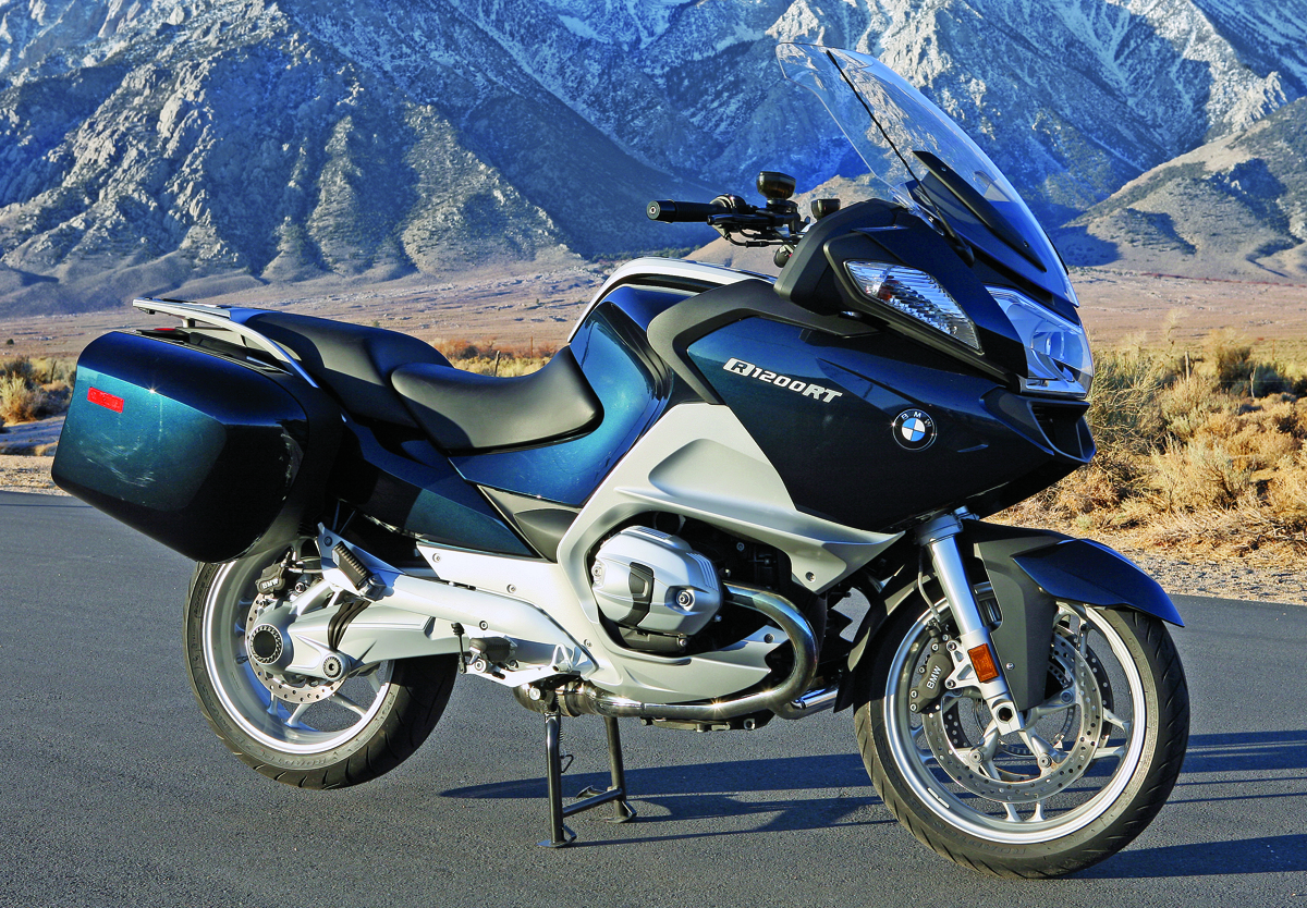 2013 Bmw R 1200 Rt Review Rider Magazine Rider Magazine
