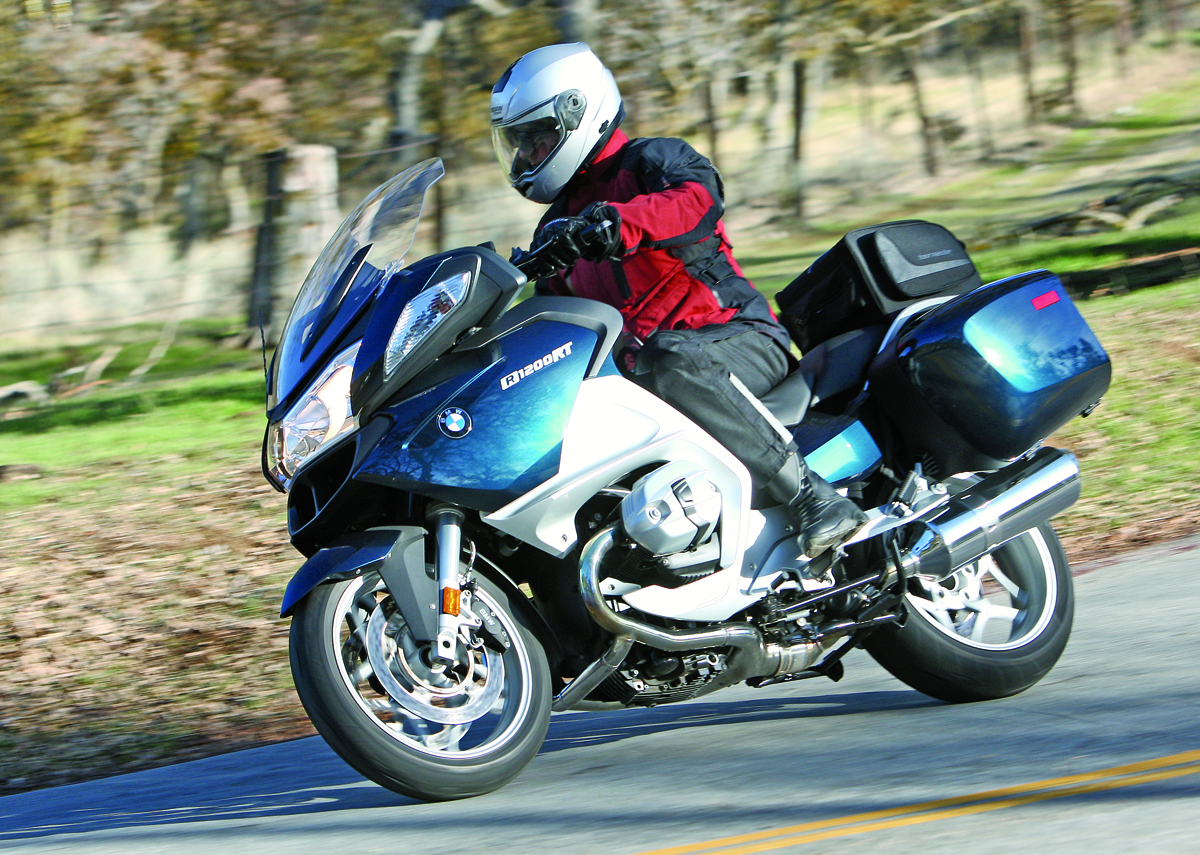 2013 Bmw R 1200 Rt Review Rider Magazine