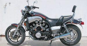 1985 Yamaha VMX12N V-Max