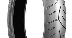 Bridgestone Battlax T30 Sport-Touring Tire (front)