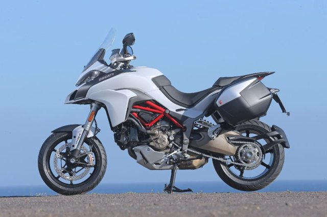2015 Ducati Multistrada 1200 DVT / S