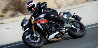 2016 Triumph Speed Triple R