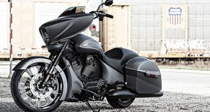 2016 Victory Magnum X-1 Stealth Edition