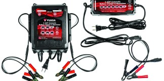 Easily charge and maintain your AGM battery with chargers from Yuasa.