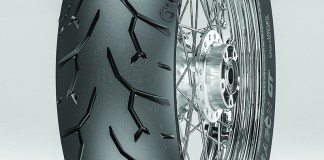 Pirelli's Night Dragon GT tire for touring/cruiser motorcycles