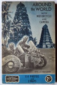 Around The World With Motorcycle And Camera