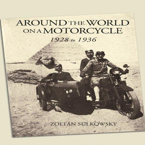 how to plan a motorcycle trip around the world