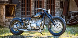 BMW Motorrad's R 5 Hommage concept bike celebrates the 80th anniversary of its iconic R 5 model.