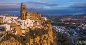It's one thing to read about the history and beauty of Spain and Portugal—such as the pueblo blanco of Arcos de la Frontera—but riding through these countries is another thing altogether, providing an intimate connection that touches your heart and lifts your soul. (Photos: the author)