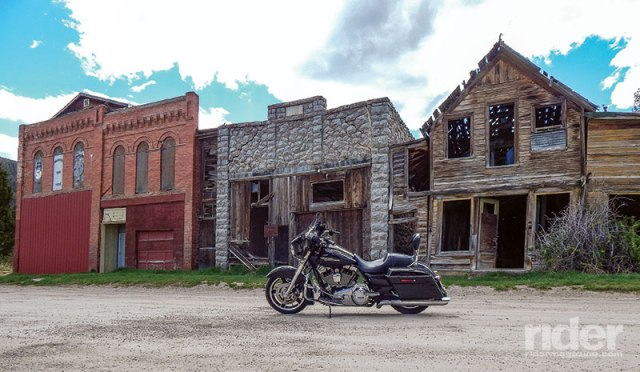 Marysville is one of the better known ghost towns in Montana, once having a population of 3,000 and one of the most profitable gold mines in the state.
