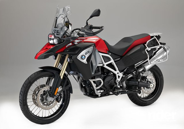 2017 BMW F 800 GS Adventure.