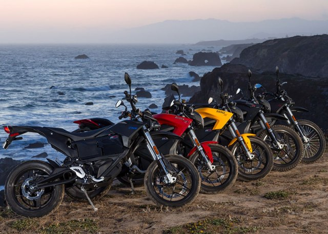 zero motorcycles offers discounts to military, first responders