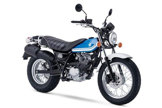 Suzuki VanVan200
