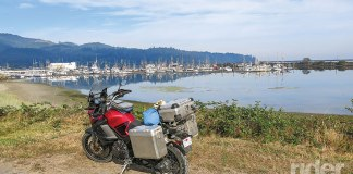 This is the harbor at Neah Bay, the major town for the Makah Tribe, whose reservation covers the very northwest corner of the Olympic Peninsula.