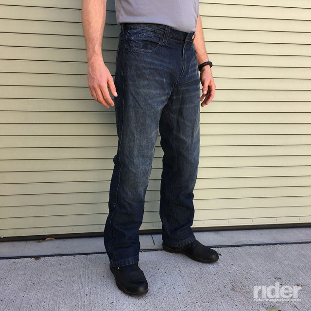 KLIM K-Fifty-1 Men's Jeans. (Boots: Joe Rocket Meteor FX)