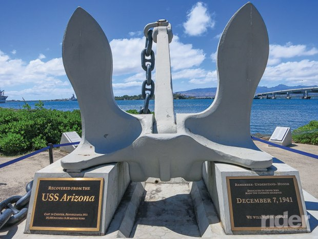 Military history is everywhere on the island, with the most powerful display resting at Pearl Harbor.