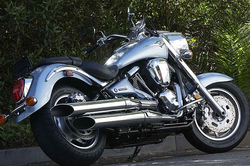 2004 Kawasaki Vulcan 2000