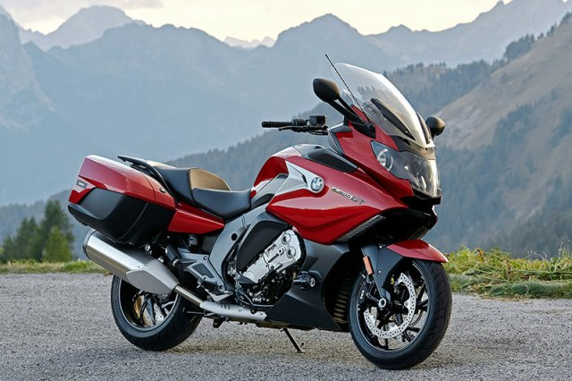 Now Euro4 compliant, the BMW K 1600 GT's 1,649cc in-line six-cylinder engine still makes a claimed 160 horsepower and 129 lb-ft of torque at the crank.