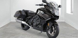 2017 BMW K 1600 B