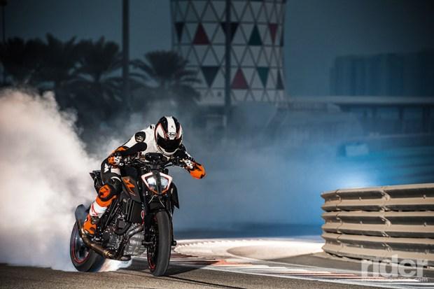 The 2017 KTM 1290 Super Duke R: unleash your inner hooligan!