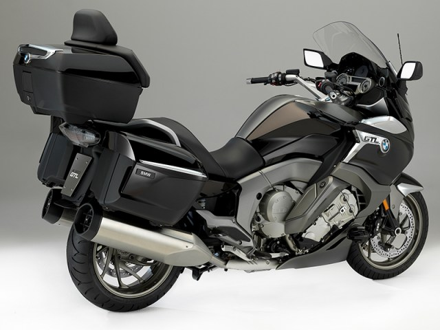 A fully optioned BMW K 1600 GTL provides the height of luxury touring performance and sophistication.