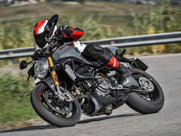 We'll get a chance to ride the 2017 Ducati Monster 1200 S soon, so look for our first-ride report.