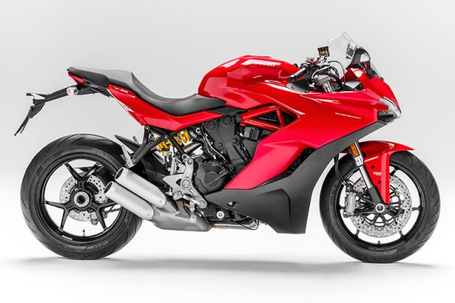 2017 Ducati SuperSport