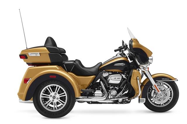 2017 Harley-Davidson Tri Glide Ultra
