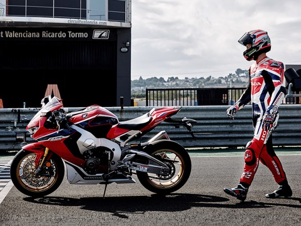 Go fast you will. Honda has made lots of improvements to the CBR1000RR to keep up with the competition.