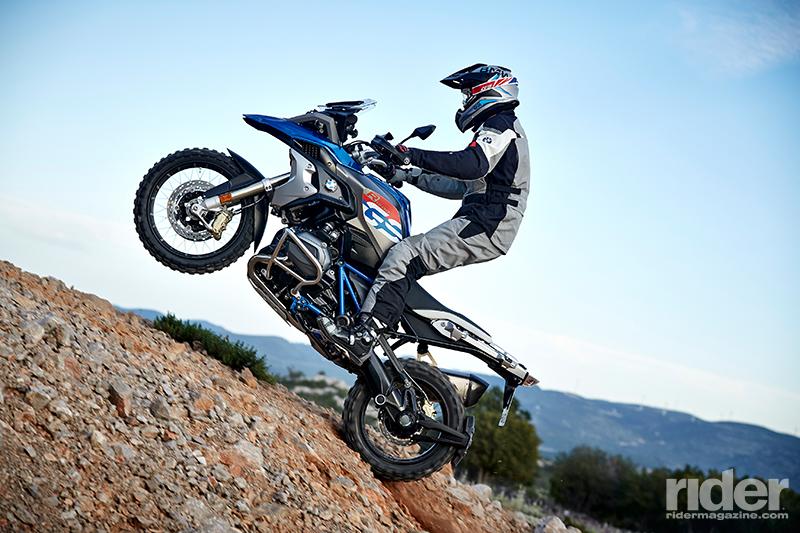 2017 bmw r 1200 gs updates | rider magazine