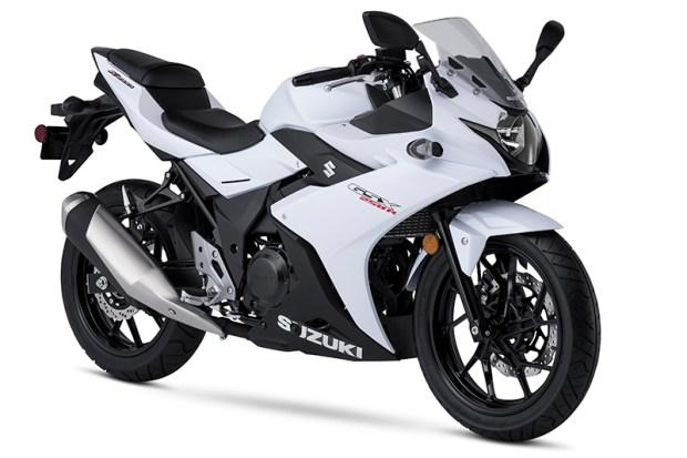 2018 Suzuki GSX205R