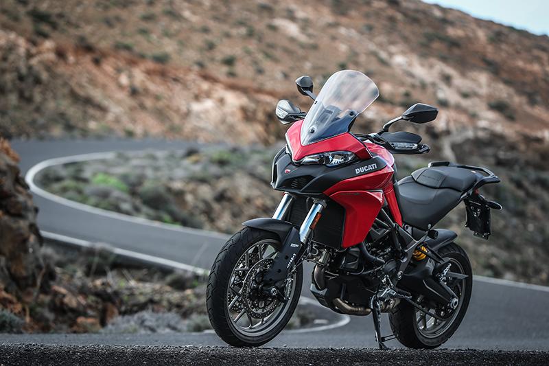 2017 ducati multistrada 950 | first ride review | rider magazine