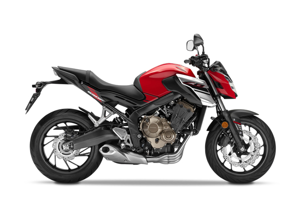 2017 Honda CB650F