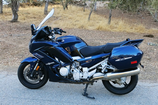 2016 Yamaha FJR1300ES