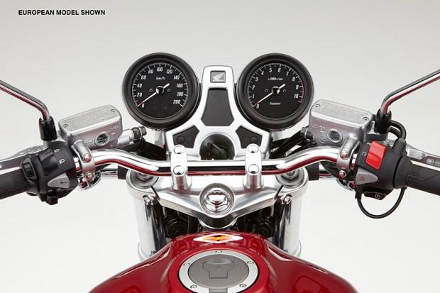 2017 Honda CB1100 EX (European model shown).