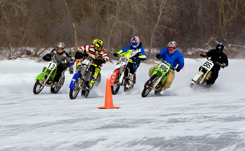 a brief history of motorcycle ice racing. Black Bedroom Furniture Sets. Home Design Ideas